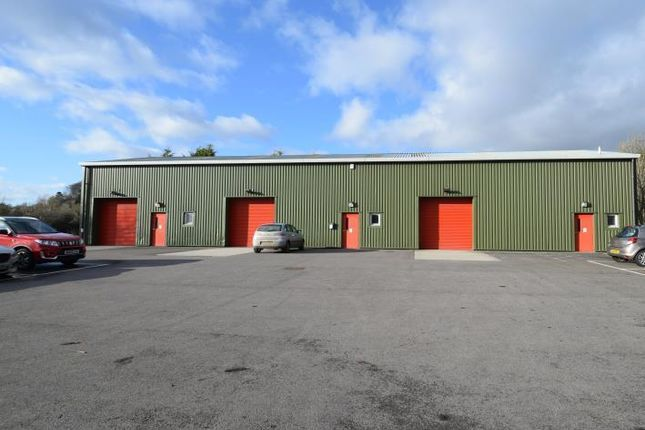 Thumbnail Industrial to let in Unit C, Units A, B & C, Cropmead Industrial Estate, Crewkerne