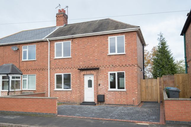 2 bed semi-detached house for sale in Abbey Street, Rugby