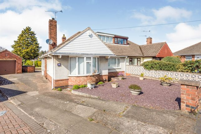 2 bed semi-detached bungalow for sale in Dewsbury Avenue, Scunthorpe DN15
