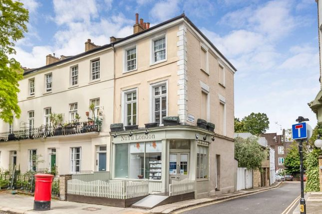 Thumbnail Maisonette for sale in Princess Road, Primrose Hill, London