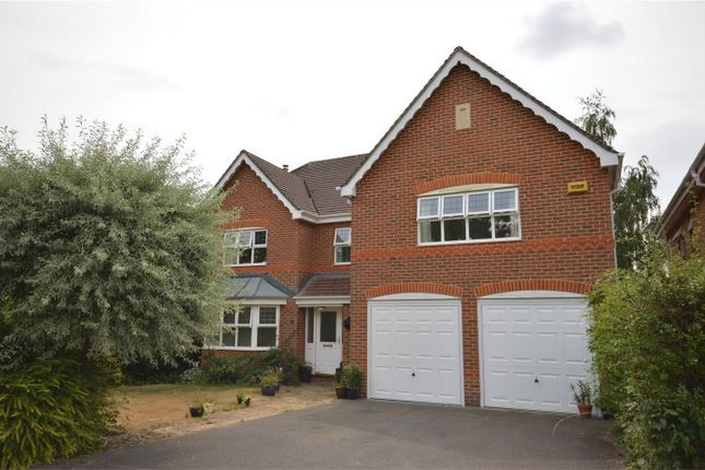 Thumbnail Detached house to rent in Caesars Way, Whitchurch