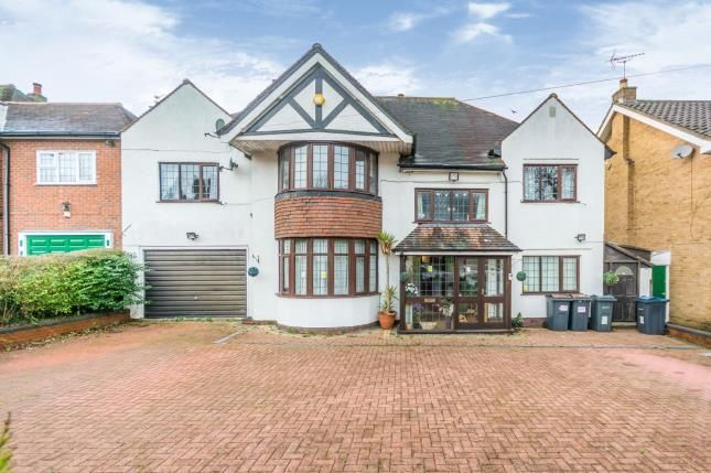 Thumbnail Detached house for sale in Beaks Hill Road, Kings Norton, Birmingham, West Midlands