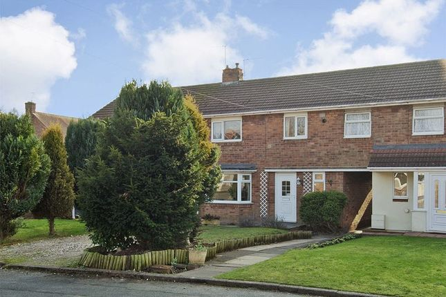 Thumbnail Terraced house for sale in Romsey Grove, Fordhouses, Wolverhampton