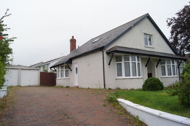 Detached house for sale in Pontypridd Road, Barry