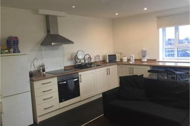 Thumbnail Studio to rent in 2 Bedroom Flat, The Student Block, Loughborough