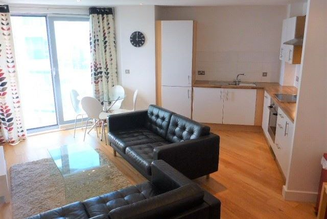 Thumbnail Flat to rent in Meridian Plaza, Bute Terrace, Cardiff
