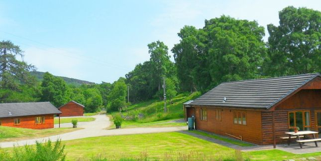 Thumbnail Leisure/hospitality for sale in Self-Catering Lodge Park, Glenurquhart, Inverness-Shire