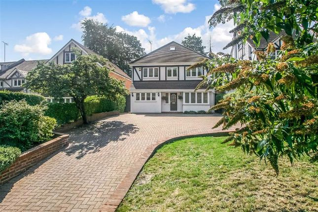 Thumbnail Detached house for sale in Foxley Lane, West Purley, Surrey