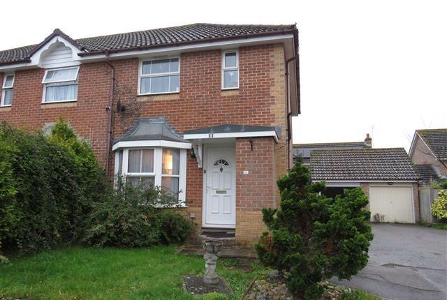 Thumbnail Property to rent in Dyall Close, Burgess Hill