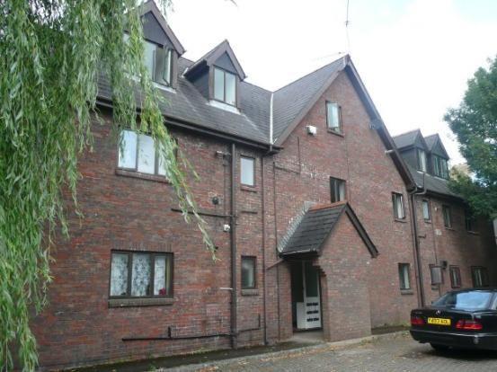 Thumbnail Flat to rent in Pavin Court, Llandaff, Cardiff