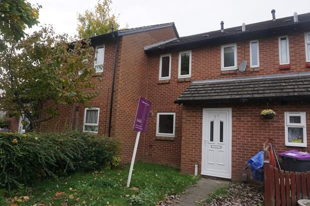 3 bed terraced house to rent in Brecknock Court, Leegomery TF1
