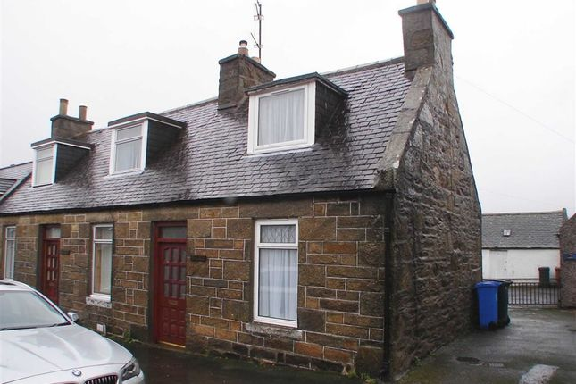 Thumbnail End terrace house for sale in Duff Street, Keith