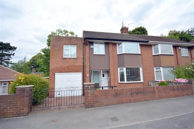 4 bed semi-detached house for sale in Queens Road, Bishop Auckland