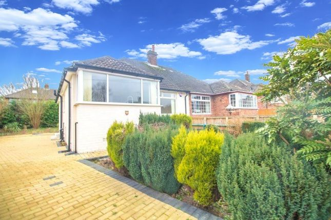 Thumbnail Semi-detached bungalow to rent in Ashbourne Oval, Bradford