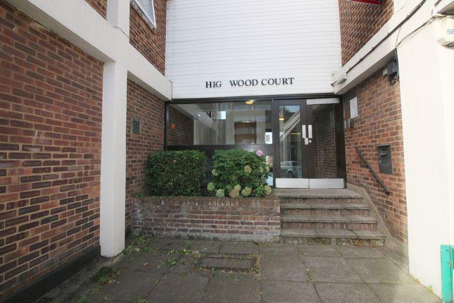 Highwood Court, London N12
