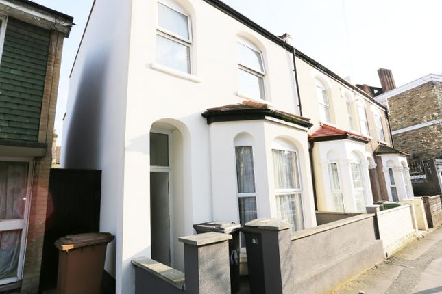Thumbnail Semi-detached house for sale in Eve Road, Leytonstone, London