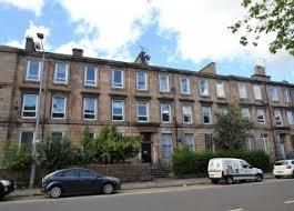 Thumbnail Flat to rent in Percy Street, Govan, Glasgow
