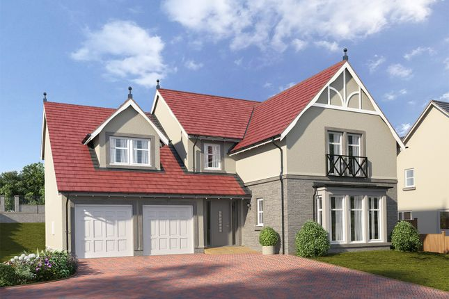 Thumbnail Detached house for sale in The Strathearn, South Deeside Road, Blairs, Aberdeen