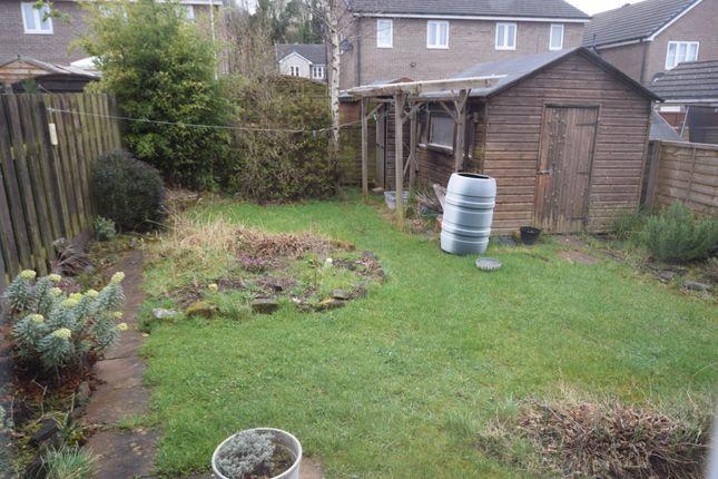 Garden of Juniper Close, Dalton-In-Furness LA15