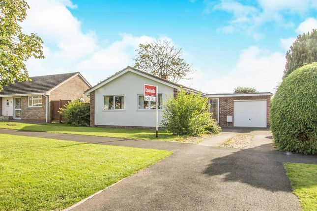 Thumbnail Detached bungalow for sale in Longmead Way, Taunton