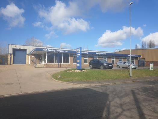 Thumbnail Light industrial for sale in High March, Long March Industrial Estate, Daventry