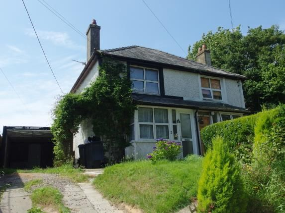 Thumbnail Semi-detached house for sale in Pathfield Cottages, Broadsole Lane, West Hougham, Dover