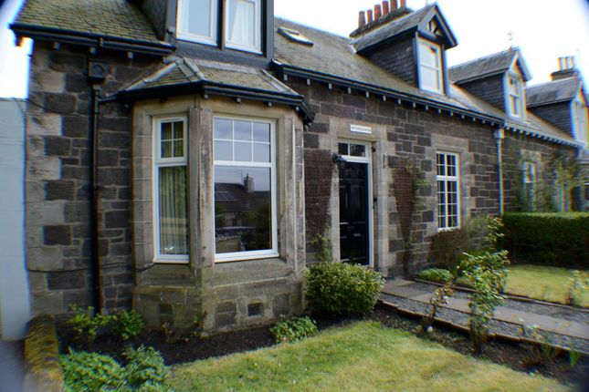 Thumbnail Semi-detached house for sale in Invernahaven, Back Dykes, Abernethy