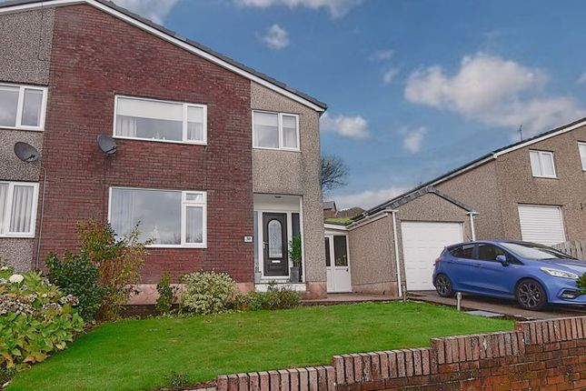 Thumbnail Semi-detached house for sale in Rannerdale Drive, Whitehaven