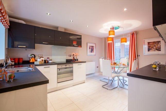 Dining / Kitchen of Riverbank View, Littleton Road, Salford M6