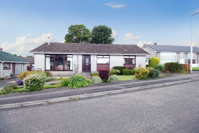 Thumbnail Bungalow for sale in Westgate, Leslie, Fife