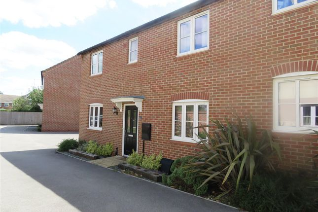 Thumbnail Semi-detached house to rent in Rowell Way, Sawtry, Huntingdon, Cambridgeshire