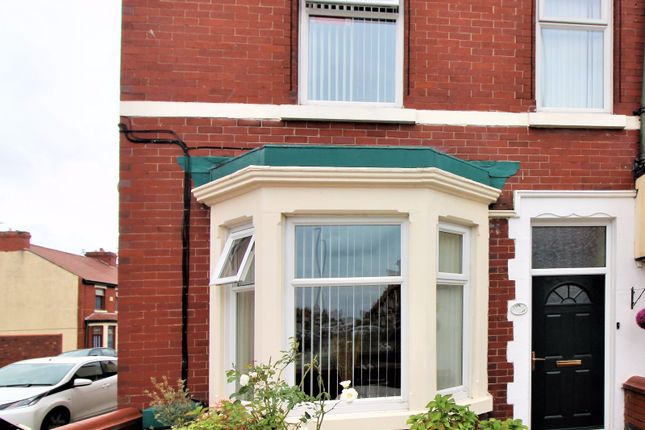 Thumbnail Terraced house for sale in Poulton Road, Fleetwood