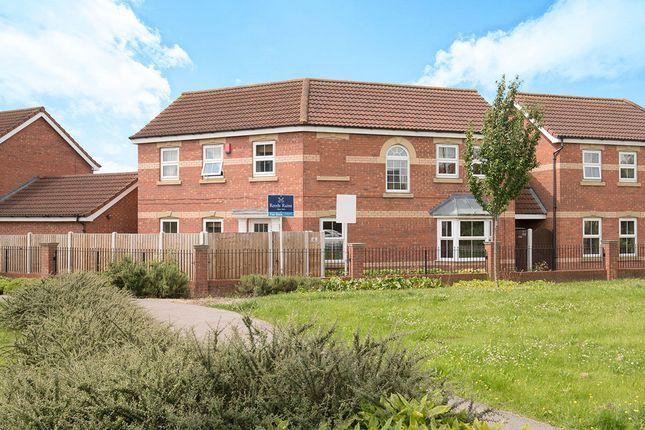 Thumbnail Detached house for sale in St. Leger Close, Dinnington, Sheffield
