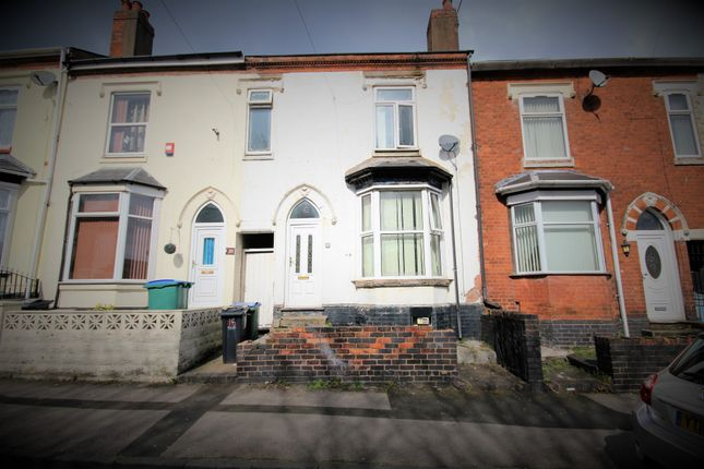 Thumbnail Terraced house for sale in Parkes Street, Smethwick, West Midlands