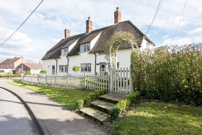 Thumbnail Cottage for sale in Green Lane, Aldham, Colchester