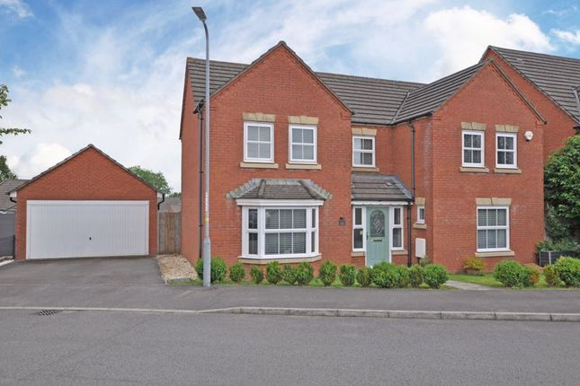 Thumbnail Detached house for sale in Executive Family House, Cwrt Camlas, Newport