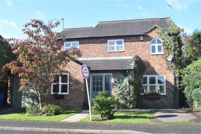Thumbnail Detached house for sale in Fiskerton Way, Oakwood, Derby