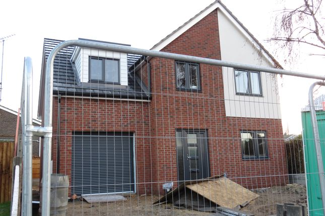 Thumbnail Detached house for sale in Long Meadows, Dovercourt, Harwich