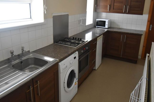 Thumbnail Shared accommodation to rent in Glanmor Road, Uplands, Swansea