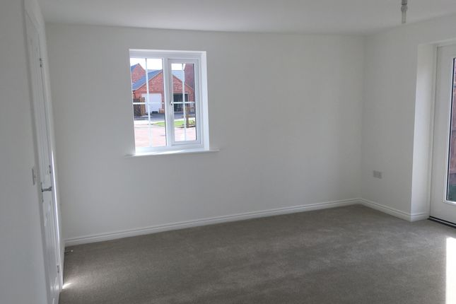 Living Room of Liberty Gardens, Barkby Road, Syston, Leicestershire LE7