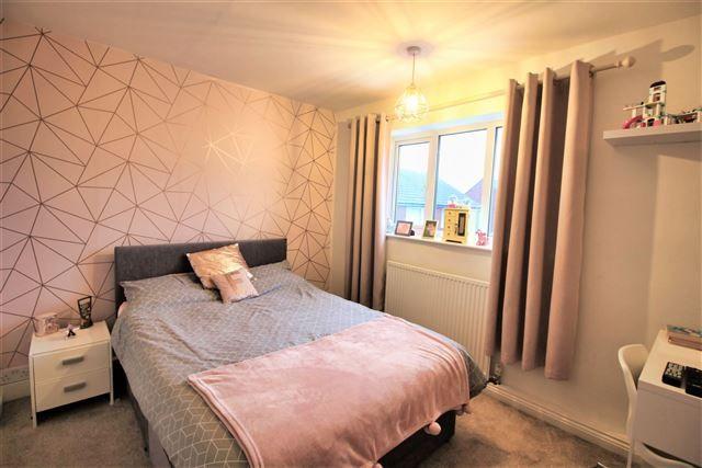 Bedroom of Holderness Drive, Aston, Sheffield S26