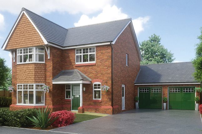 Thumbnail Detached house for sale in Stockport Road, Gee Cross, Hyde, Stockport, Greater Manchester