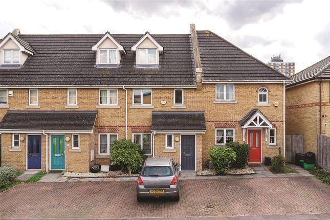 Thumbnail Terraced house for sale in Oaklands Court, Graveney Grove, London