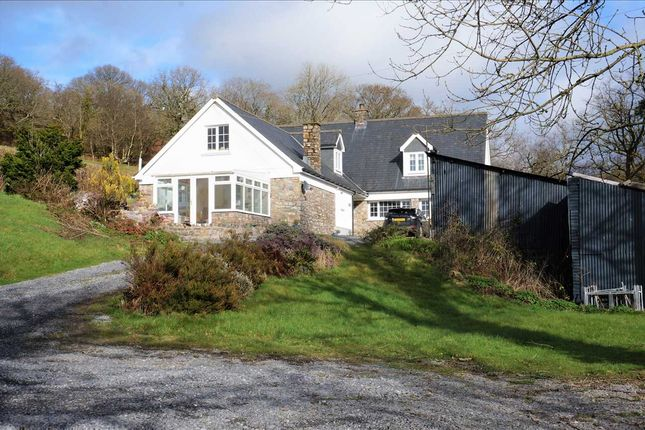 Thumbnail Detached bungalow for sale in Cysgod Y Coed, Llandyfan, Ammanford