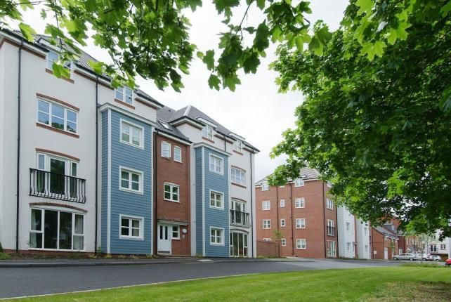 1 bed flat for sale in Shottery Close, Redditch, Worcestershire B98