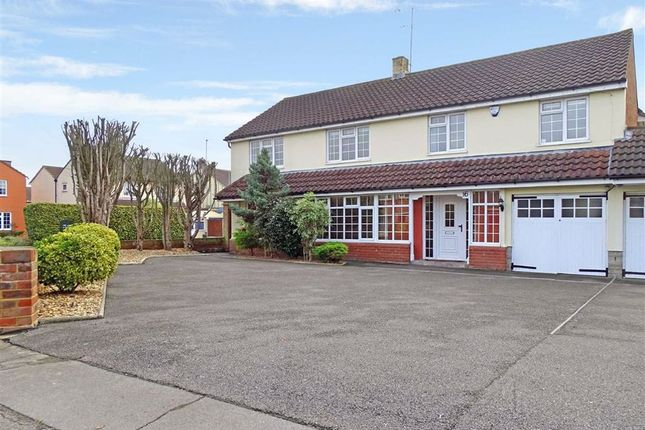 Thumbnail Detached house for sale in Exeter Road, Chelmsford, Essex