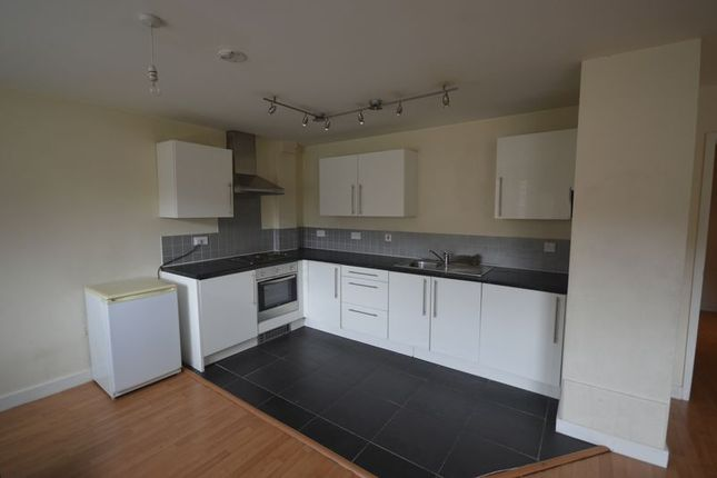 Thumbnail Flat to rent in Friar Lane, Leicester