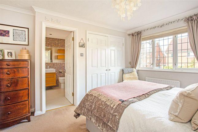 Master Bedroom of Coopers Close, Bishop's Stortford, Hertfordshire CM23