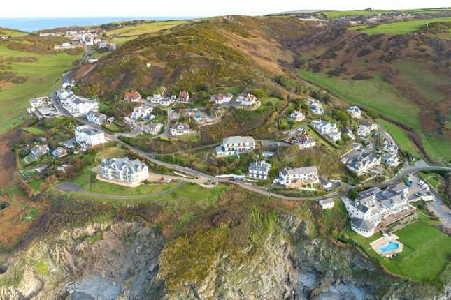 Arial To House of Mortehoe, Woolacombe EX34