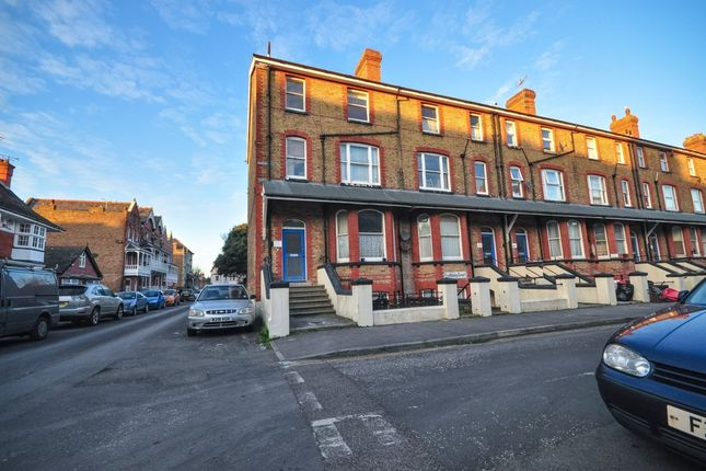 Thumbnail Flat to rent in Ethelbert Square, Westgate-On-Sea